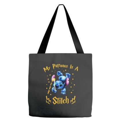 My Patronus Is A Anime Tote Bags Designed By Green Giant