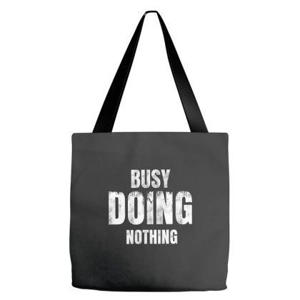 Busy Doing Nothing Vintage Tote Bags Designed By Lylolyla