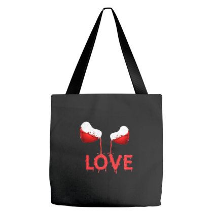 Love Tote Bags Designed By Şen