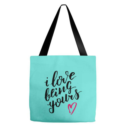 Bling Yours Tote Bags Designed By Chiks