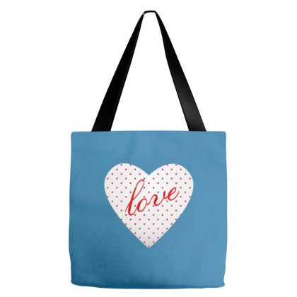 Valentine's Day Tote Bags Designed By Şen