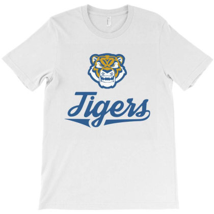 Tigers T-shirt Designed By Cloudystars