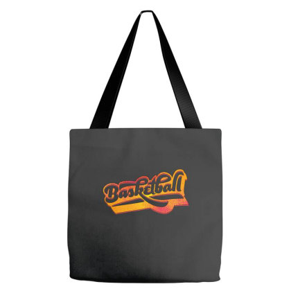 Basketball Tote Bags Designed By Badaudesign