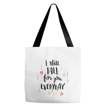 Fall For You Tote Bags Designed By Chiks