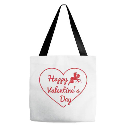 Happy Valentine's Day Tote Bags Designed By Şen