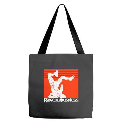 Ridiculousness Tote Bags Designed By Badaudesign