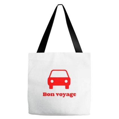 Bon Voyage Tote Bags Designed By Artmaker79