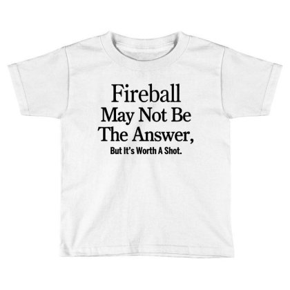 Fireball Toddler T-shirt Designed By Yay Store