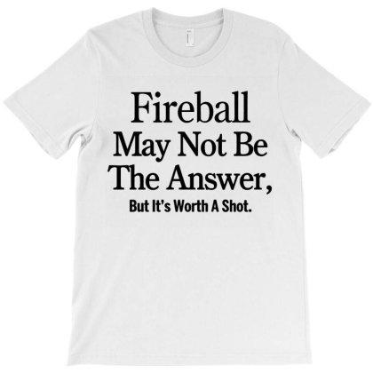 Fireball T-shirt Designed By Yay Store