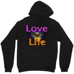 Love life Unisex Hoodie | Artistshot