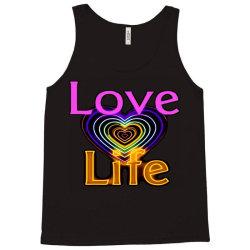Love life Tank Top | Artistshot