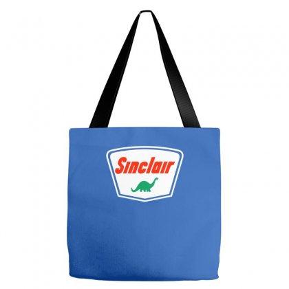 Sinclair Motor Oils Tote Bags Designed By Sayasiti