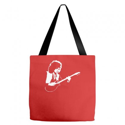 Brian May Queen Tote Bags Designed By Marpindua21