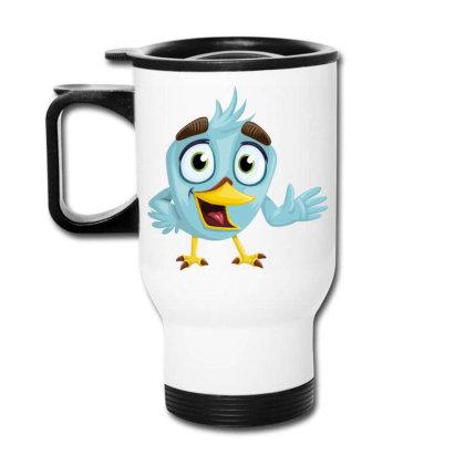 Charming Bird Travel Mug Designed By Chiks