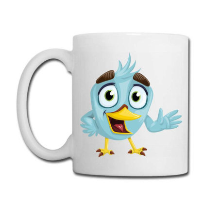 Charming Bird Coffee Mug Designed By Chiks