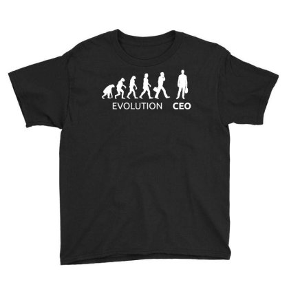 Ceo Entrepreneur Businessman Youth Tee Designed By Enjang