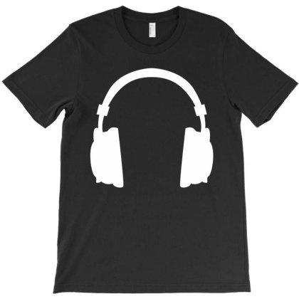 Headphone T-shirt Designed By Fahmifutri