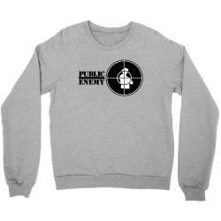 public enemy logo Crewneck Sweatshirt | Artistshot