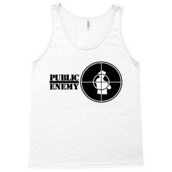 public enemy logo Tank Top | Artistshot