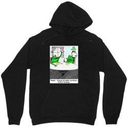 funny frog and toad Unisex Hoodie | Artistshot