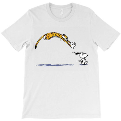 Funny Hobbes Catch T-shirt Designed By Top Seller