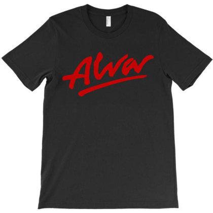 Alva Logo T-shirt Designed By Best Seller