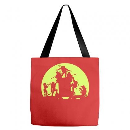 Run For It Mikey Tote Bags Designed By Specstore