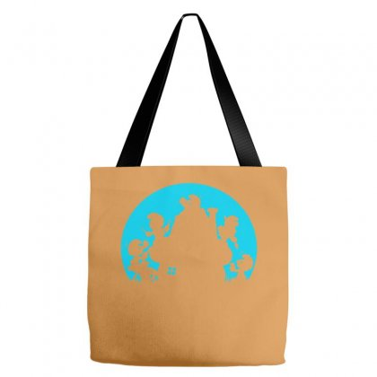 Smurf For Your Life Tote Bags Designed By Specstore
