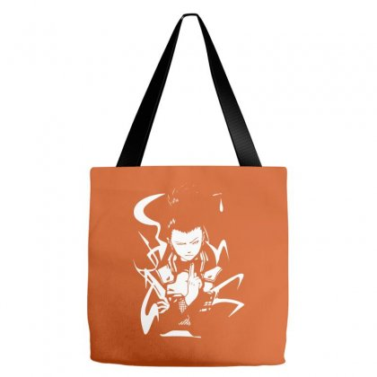 The Shadow Master Shikamaru Tote Bags Designed By Specstore