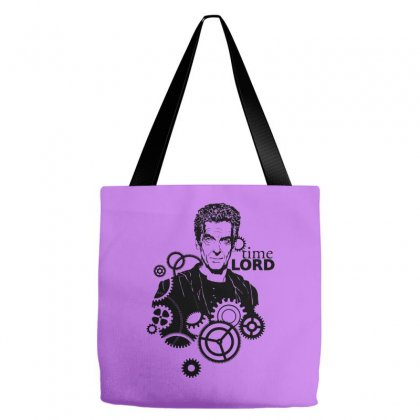 Time Lord Tote Bags Designed By Specstore