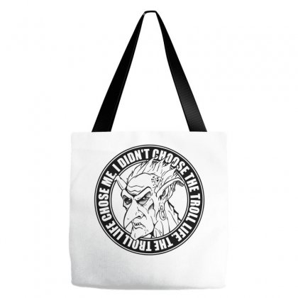Troll Life Tote Bags Designed By Specstore
