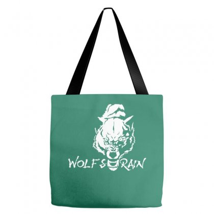 Wolfs Rain Anime Tote Bags Designed By Specstore