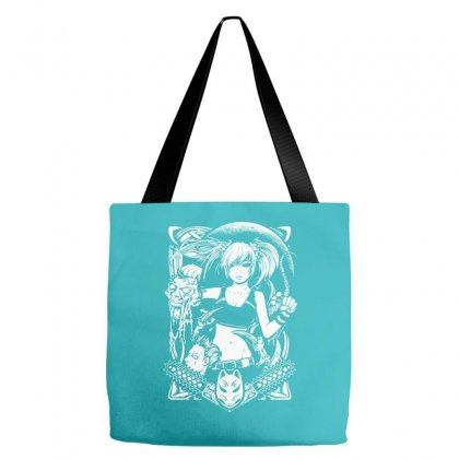 Chainsaw Metal Tote Bags Designed By Specstore