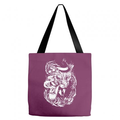 Detective Fox Tote Bags Designed By Specstore