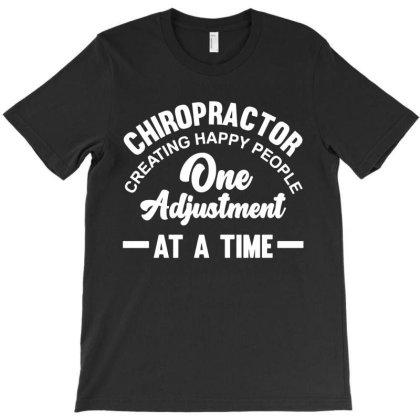 Chiropractor Treatment Pride Profession T-shirt Designed By L4l4pow