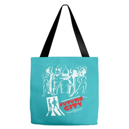 Future City Tote Bags Designed By Specstore