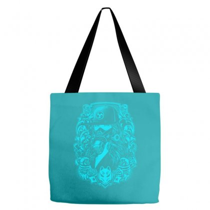 Gas Masquerade Tote Bags Designed By Specstore