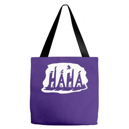 Haha The Harris Hawk Tote Bags Designed By Specstore