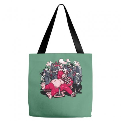 King Of Kong Tote Bags Designed By Specstore