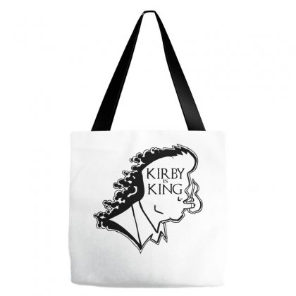 Kirby Is King Tote Bags Designed By Specstore