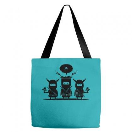 Ni Ni Ninjas Tote Bags Designed By Specstore