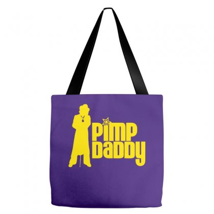 Pimp Daddy Tote Bags Designed By Specstore