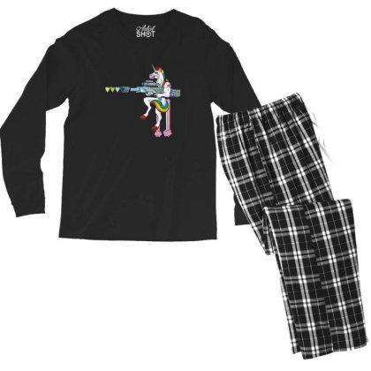 Valentine Day ıs Thıs Love Men's Long Sleeve Pajama Set Designed By Coşkun