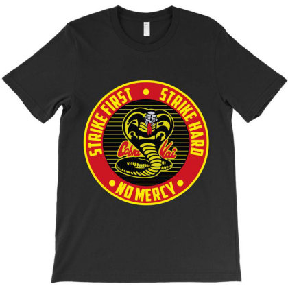 Kobra Kai T-shirt Designed By Rardesign