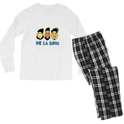 Night Club Men's Long Sleeve Pajama Set Designed By Yunis Putriasa