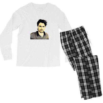 Socialism Men's Long Sleeve Pajama Set Designed By Yunis Putriasa