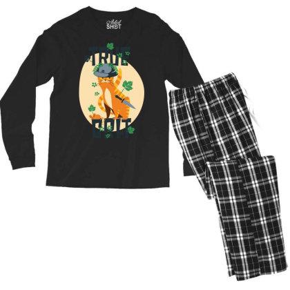 True Grit Men's Long Sleeve Pajama Set Designed By Kahvel