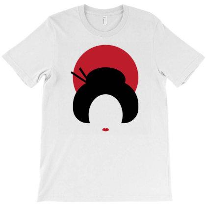 Geisha T-shirt Designed By Fahmifutri