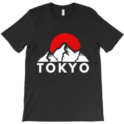 Tokyo T-shirt Designed By Fahmifutri