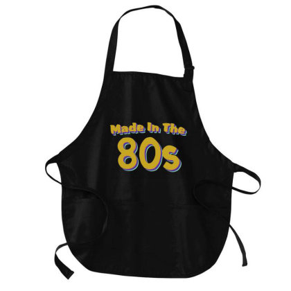 Made In The 80s Medium-length Apron Designed By Akin